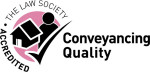 Accredited. The Law Society. Conveyancing Quality